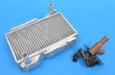 57 Chevy Aluminum Heater Core, Deluxe & Heater Control Valve 1957 New