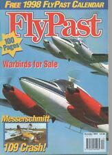 FLYPAST MAGAZINE December 1997 Warbirds for Sale AL