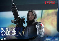 WINTER SOLDIER Hot Toys 1:6 Captain America:Civil War MMS351_902656_NRFB