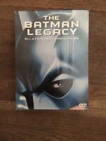 The Batman Legacy DVD Collection Sealed Forever Returns Robin NEW Warner Bros