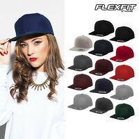 Flexfit by Yupoong Style Classic Snapback - Casual Baseball Cap (6089M)