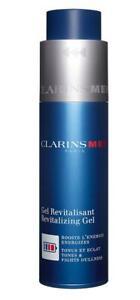 NEW Clarins Men Non Oily Revitalizing Gel Energizing Boost 50ml 1.7oz No Box