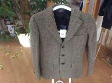 Polo Ralph Lauren Jacket Blazer Damen Größe 2 black/taupe