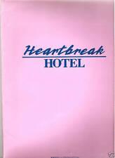 HEARTBREAK HOTEL(1988) DAVID KEITH ORIG PRESS KIT