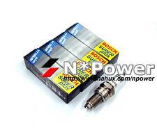 BOSCH SPARK PLUG SET FOR NISSAN SILVIA S14 200SX 10.93 - 01.99 2.0 118 SR20DE