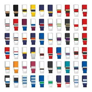 "Kamazu FlexxICE SK200 Knit NHL Team Ice Hockey Socks CHOOSE COLOR + SIZE 20-28"""