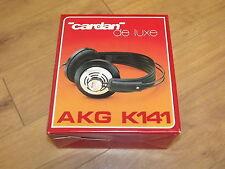 AKG K141 Stereo Vintage Headphones NEW Made in Austria