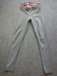 Under Armour Leggings Womens XS Charged Leggings Compression Stretch Small UA