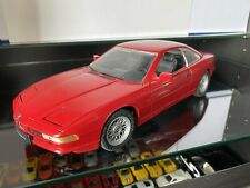REVELL 1:18 BMW 850i RED UNBOXED