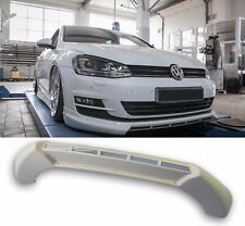 VW Golf 7 MK7 Front Lip