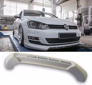 VW Golf 7 MK7 Front Lip