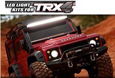 Traxxas LED/Licht Scheinwerferset/Light Dach (Rigid®) TRX-4 Land Rover Defender