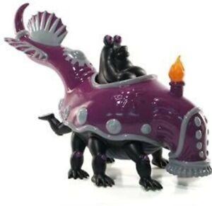jim woodring purple mr bumper toy new strangeco