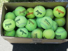 Lot of 30 used tennis balls in excellent condition