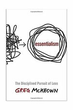 Essentialism: The Disciplined Pursuit of Less Free Shipping
