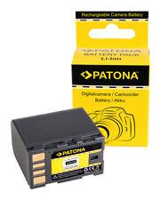 Batteria Patona per Jvc DR-D818,EX-Z2000,GR-D720,GR-D720E,GR-D720EK,GR-D720EX