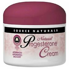 Source Naturals, Natural Progesterone Cream, 113.4 g ,Fast Dispatch
