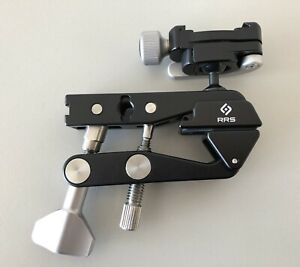 Really Right Stuff / RRS - Travel Clamp Kit inkl. Adapter (BC-18)