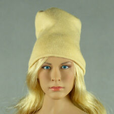 1/6 Scale Phicen, Hot Toys, Play Toy, Kumik, Cy, Vogue - Female Beige Beanie Hat