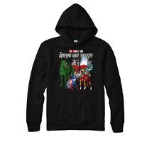 Greyhound Marvel Avengers Endgame Greyhoundvengers Hoodie, Funny Spoof Gift Top