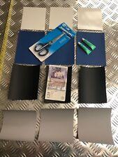 Vasca Idromassaggio Gonfiabile Spa in PVC Impermeabile Kit Di Riparazione 2 COLLA Forbici 10 Patch Kit