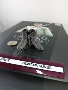 Hot Toys MMS377 Star Wars Rey Resistance 1/6 action figure's shoes boots only