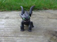 Rare How To Train Your Dragon Defenders Of Berk Mini Figure Smiling Toothless
