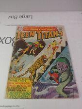 Teen Titans issue #1!