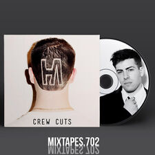 Hoodie Allen - Crew Cuts Mixtape (Full Artwork CD/Front/Back Cover)