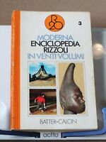 Moderna enciclopedia rizzoli in venti volumi 3 - Batter-Calcin