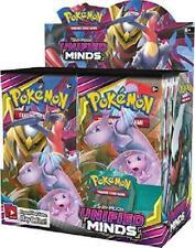 Sun & Moon Unified Minds Booster Box (Pokemon) Pokemon precintado