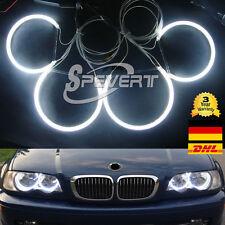 4X für BMW E38 E36 E39 E46 CCFL Angel Eyes Scheinwerfer Nebel Lampen Halo Ringe