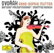 Anne-Sophie Mutter, A. Dvorak - Violin Concerto [New CD]