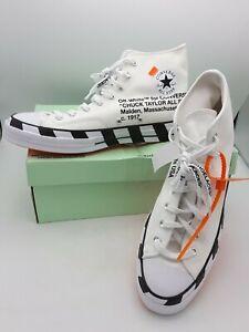 Size 11.5  Men's- Converse Chuck 70 x Off-White 2021