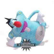OGGY E I MALEDETTI SCARAFAGGI 40 CM PELUCHE PUPAZZO cafards gatto plush doll toy