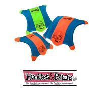 Chuckit FLYING SQUIRREL Dog Fetch Floating Toy Flyer Glowing Paws CHOOSE SIZE