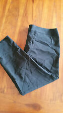 Target Black stretchy office pants sz18 BNWOT free post D72