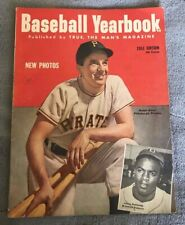 Vintage Baseball Yearbook 1951 Jackie Robinson Dodgers VERY GOOD CONDITION