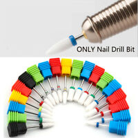 Tools Diamond Ceramic For Electric Milling Machine Nail Drill Bit  Nail Cutter