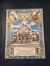 New listing St Francis Xavier East Providence Rhode Island Jubilee Tile - Christian Life
