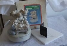 Christmas Around The World House Of Lloyd Music Box Host Of Angels New