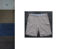 Greg Norman Signature Series Golf Shorts - Variety of Sizes and Colors