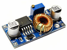 XL4005 Step-Down Modul 5A 0,8-24V DC Spannungswandler Spannungsregler Arduino