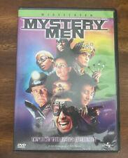 Mystery Men (Dvd, 1999) Free Shipping