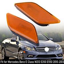 New Side Marker Light Amber Lens For Mercedes Benz E350 2010-2013 2128200121