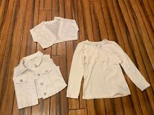 Vest, Shrug, Top LOT OF 3 New NWT Girls 7/8 Place LOT