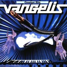VANGELIS - GREATEST HITS 2 CD 14 TRACKS INSTRUMENTAL/POP/NEW AGE/MEDITATION NEW+
