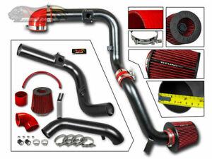 Matte Black Cold Air Intake kit +Filter For 2000-2003 Ford Focus 2.0L