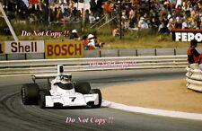 Carlos Reutemann Brabham BT44 Winner South African Grand Prix 1974 Photograph 1
