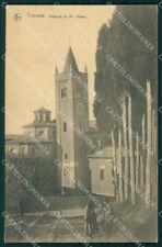 Firenze Città Abbazia cartolina WX0229